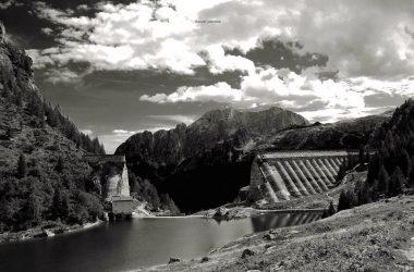 Diga del Gleno Bergamo Val di Scalve