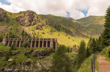 Diga del Gleno - Vilminore di Scalve Bergamo