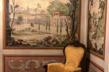 Dipinti Castello Camozzi Vertova - Costa di Mezzate
