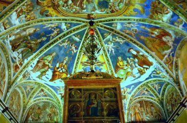 Dipinti Chiesa della Trinità di Casnigo