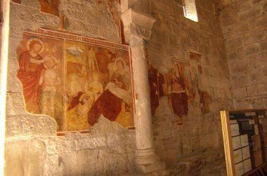 Dipinti Chiesa di San Giorgio in Lemine Almenno San Salvatore