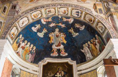 Dipinti Chiesa di Santa Maria in Borgo - Nembro