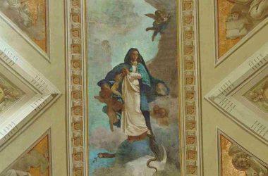 Dipinti La Madonna delle Quaglie - Lurano