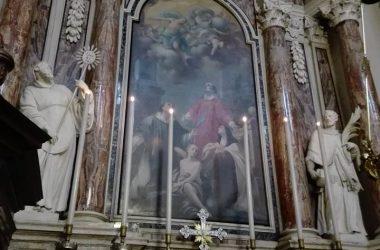 Dipinti Parrocchia di Leffe