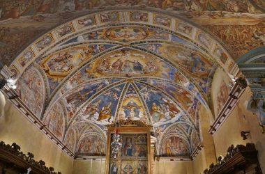 Dipinti Santuario Trinità Casnigo
