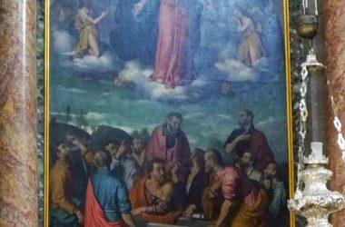 Dipinto Chiesa di San Giovanni Battista - Palazzago