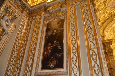 Dipinto Chiesa di Santa Grata Bergamo