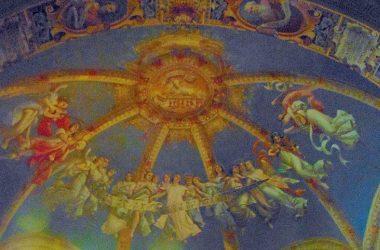 Dipinto Osio Sopra Santuario della madonna della Scopa