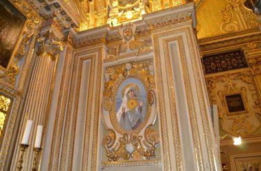 Dipinto nella Chiesa di Santa Grata Bergamo