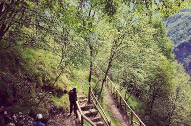 Ecomuseo miniere a Gorno