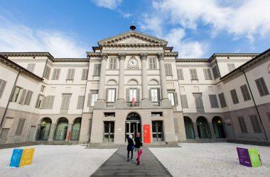 Edificio Accademia Carrara Bergamo