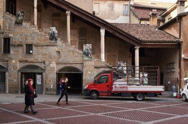 Entrata Campanone Bergamo