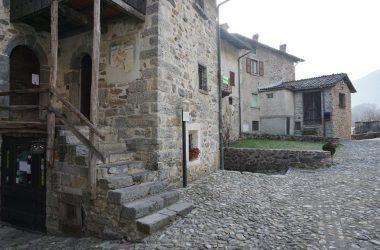 Entrata Casa di Arlecchino - Oneta San Giovanni Bianco