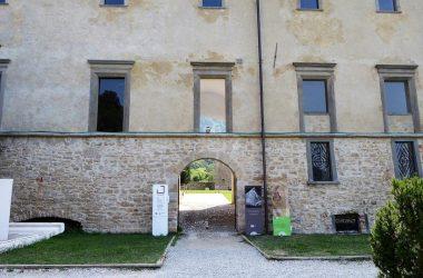 Entrata monastero di Astino