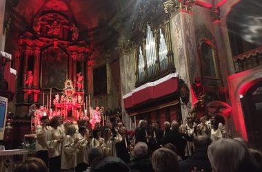 Eventi Basilica di Santa Maria Assunta - Clusone -Val Seriana