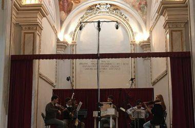 Eventi LURANO - Auditorium di San Lino