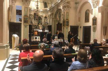 Eventi nella Chiesa di Santa Maria in Borgo - Nembro