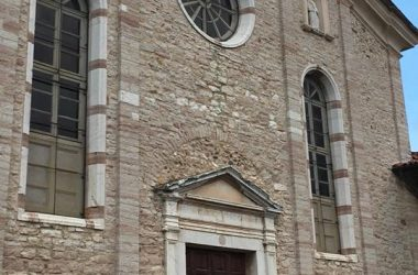 Facciata Convento di San Nicola - Almenno San Salvatore