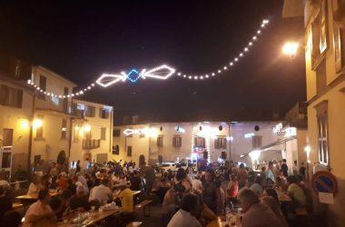 Festa di San Lorenzo a Barzizza di Gandino