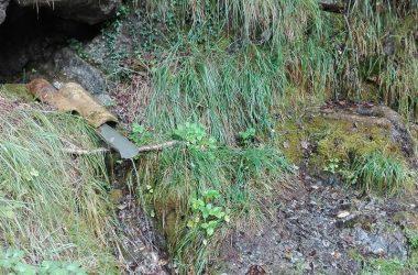 Fontana della concossola Gandino