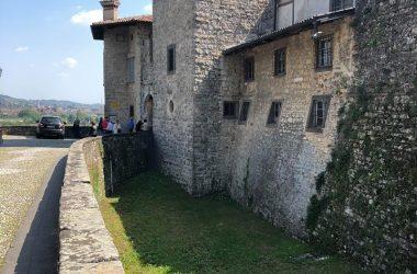 Fossato Castello Conti di Calepio