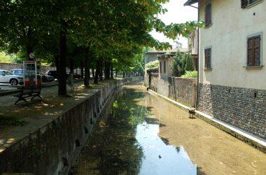 Fossato Castello Rocca - Cologno al Serio