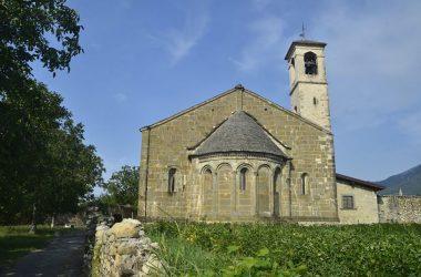 Foto Chiesa di San Giorgio in Lemine- Almenno San Salvatore