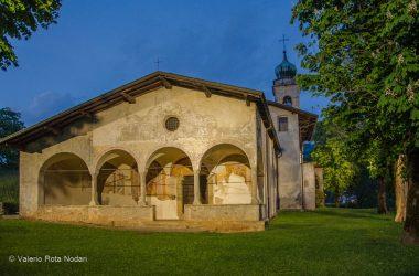 Foto del Santuario Santissima Trinità - Casnigo