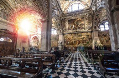 Foto della Basilica Santa Maria Maggiore - Bergamo