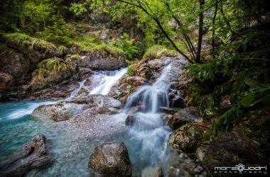Foto della Val Vertova