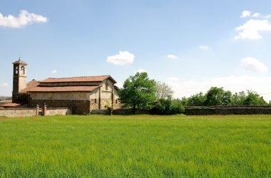 Foto esterna Chiesa di San Giorgio in Lemine Almenno San Salvatore