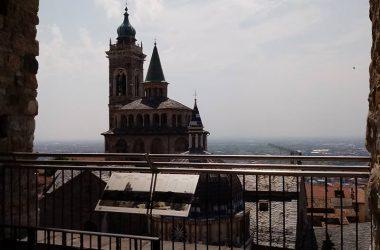 Fotografie Torre Civica Campanone Bergamo Alta