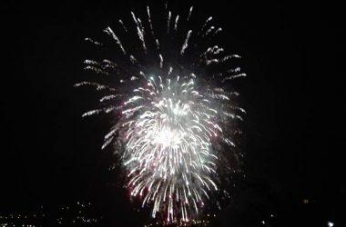 Fuochi d'Artificio Peia