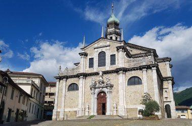 Gandino (BG) Basilica