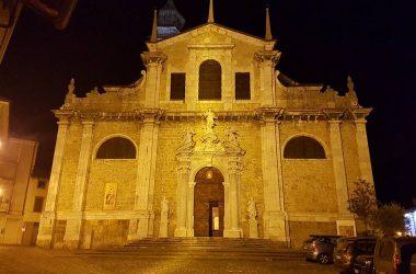 Gandino Basilica Santa Maria Assunta