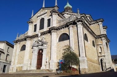 Gandino Bergamo Basilica