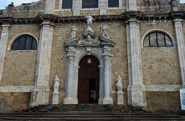 Gandino - Bergamo-Basilica di santa Maria Assunta
