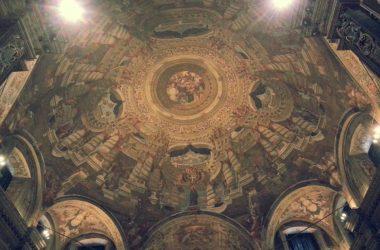 Gandino la Basilica
