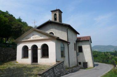 Gandosso - Santuario della Madonna del Castello