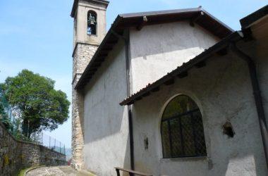 Gandosso - Santuario della Madonna del Castello Bergamo