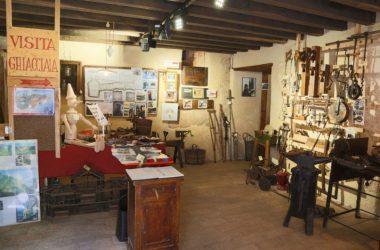 Ghiacciaia del Museo Valdimagnino di Amagno - Strozza