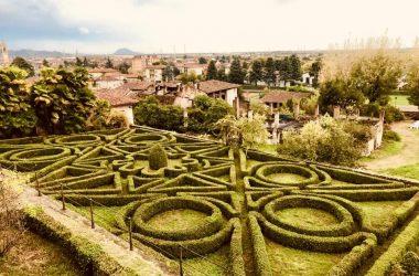 Giardino Castello Camozzi Vertova - Costa di Mezzate