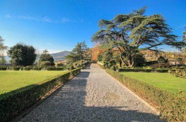 Giardino Castello Lupi - Cenate Sotto