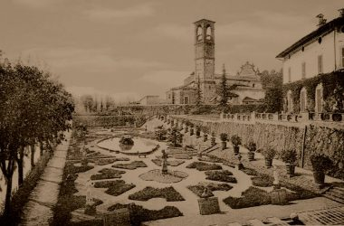 Giardino Castello Silvestri Calcio Bg