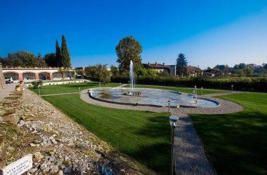 Giardino Castello Silvestri di Calcio