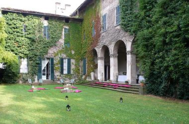 Giardino Castello di Lurano