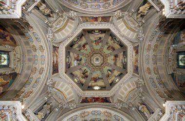 Gli affreschi di Gaetano Cresseri e Giovanni Bevilacqua nel Santuario della B.V. delle Lacrime di Treviglio
