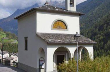 Gromo - Bergamo Chiesa della Crocetta