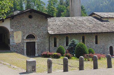 Gromo -Bergamo chiesa di San Giacomo