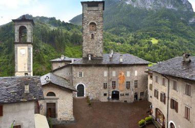 Gromo il Castello Ginami